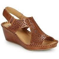 鞋子 女士 凉鞋 Pikolinos 派高雁 MARGARITA 943 棕色