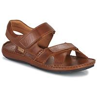 鞋子 男士 凉鞋 Pikolinos 派高雁 TARIFA 06J 驼色