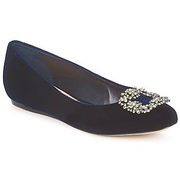 鞋子 女士 平底鞋 Sebastian Milano ELIAJU 蓝色