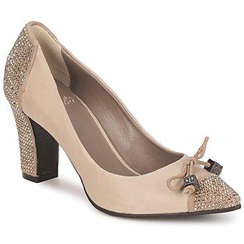鞋子 女士 高跟鞋 Fabi PASQUA 米色