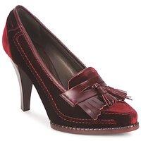 鞋子 女士 高跟鞋 Roberto Cavalli 罗伯特·卡沃利 QDS629-VL415 红色