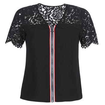 衣服 女士 女士上衣/罩衫 Morgan OSALI 黑色