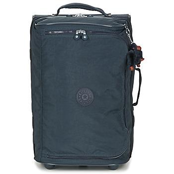 包 軟面行李箱 Kipling TEAGAN S 海藍色