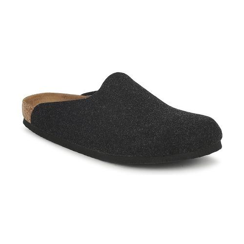 鞋子 休闲凉拖/沙滩鞋 Birkenstock 勃肯 AMSTERDAM 灰色