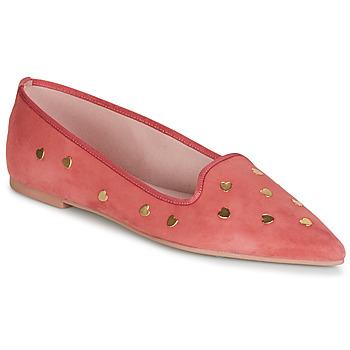 鞋子 女士 平底鞋 Pretty Ballerinas MAHA 玫瑰色