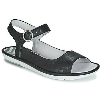鞋子 女士 涼鞋 Fly London MOLD 黑色