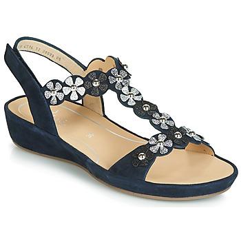 鞋子 女士 凉鞋 Ara CAP-HS 黑色