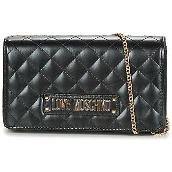 包 女士 斜挎包 Love Moschino JC4118PP17 黑色