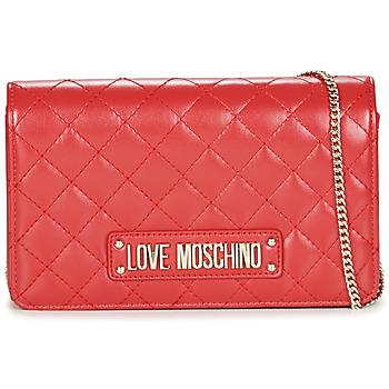 包 女士 斜挎包 Love Moschino JC4118PP17 红色