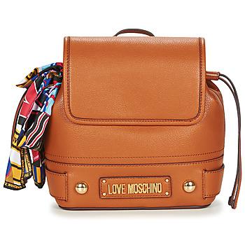 包 女士 雙肩包 Love Moschino JC4037PP17 棕色
