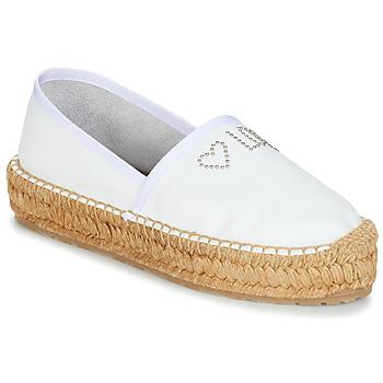 鞋子 女士 帆布便鞋 Love Moschino JA10163G07 白色