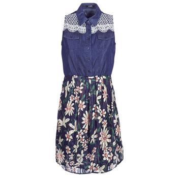 衣服 女士 短裙 Desigual ALOHA 海藍色