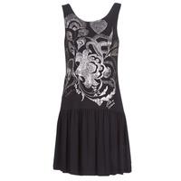 衣服 女士 短裙 Desigual OMAHAS 黑色