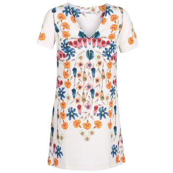 衣服 女士 短裙 Desigual CORK 白色