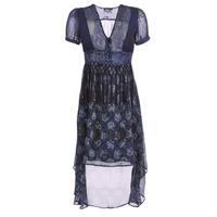 衣服 女士 长裙 Desigual MINALI 海蓝色