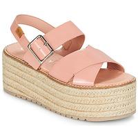 鞋子 女士 凉鞋 Coolway CECIL 玫瑰色