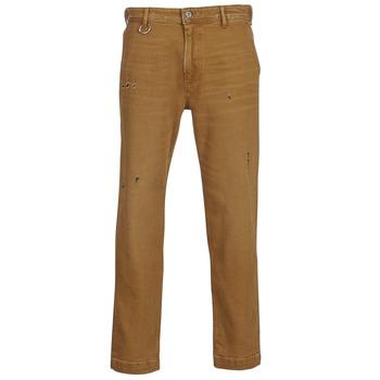衣服 男士 休闲裤 Diesel 迪赛尔 P MADOX DNM 驼色