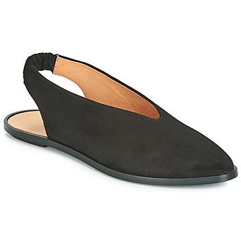 鞋子 女士 平底鞋 Jonak APIO 黑色
