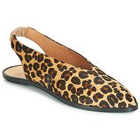 鞋子 女士 平底鞋 Jonak APIO Leopard