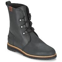 鞋子 女士 短筒靴 Lacoste BAYLEN 4 黑色