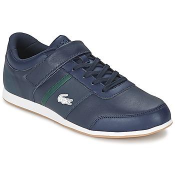 鞋子 男士 球鞋基本款 Lacoste EMBRUN REI 蓝色