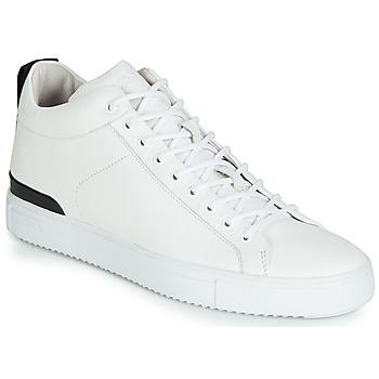 鞋子 男士 高帮鞋 Blackstone RM14 白色