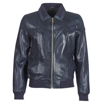 衣服 男士 皮夹克/ 人造皮革夹克 Redskins RUBBETS 海蓝色