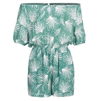 衣服 女士 连体衣/连体裤 See U Soon GARAGABE 绿色 / 白色