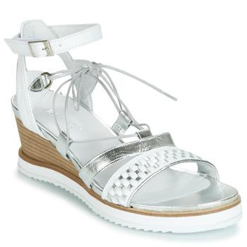 鞋子 女士 凉鞋 Regard RAXAF V1 TRES ALFA BLANC 白色