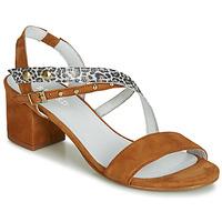 鞋子 女士 凉鞋 Regard REFTA V1 ANTE CAMEL 棕色