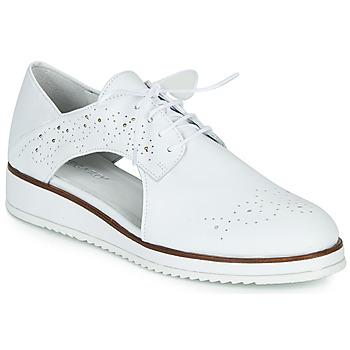 鞋子 女士 德比 Regard RIXAMU V1 NAPPA BLANC 白色