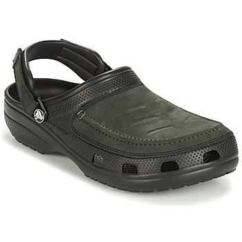 鞋子 男士 洞洞鞋/圆头拖鞋 crocs 卡骆驰 YUKON VISTA CLOG M 黑色