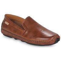 鞋子 男士 皮便鞋 Pikolinos 派高雁 JEREZ 09Z 棕色