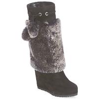 鞋子 女士 都市靴 Sebastian Milano NIGOK 黑色