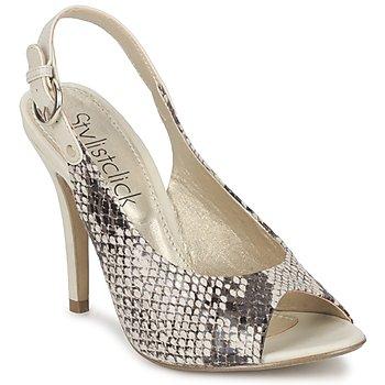 鞋子 女士 涼鞋 StylistClick RUTH 米色 / 淡青綠色