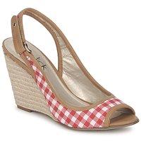 鞋子 女士 凉鞋 StylistClick INES JUDE / NATUREL / 红色