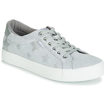 鞋子 女士 球鞋基本款 MTNG ROLLING 蓝色 / 天蓝