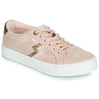 鞋子 女士 球鞋基本款 MTNG ROLLING 裸色