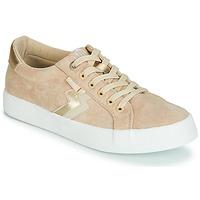 鞋子 女士 球鞋基本款 MTNG ROLLING 米色