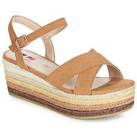 鞋子 女士 凉鞋 MTNG SOCOTRA3 棕色