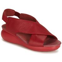 鞋子 女士 凉鞋 Camper 看步 BALLOON 红色