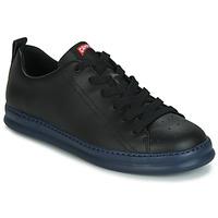 鞋子 男士 球鞋基本款 Camper 看步 RUNNER 4 黑色