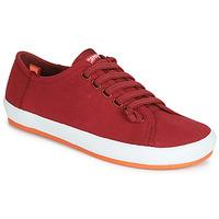 鞋子 女士 德比 Camper 看步 PEU RAMBLA VULCANIZADO 红色