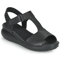 鞋子 女士 凉鞋 Camper 看步 BALLOON SALOME 黑色
