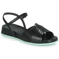 鞋子 女士 凉鞋 Camper 看步 ATONIK 黑色