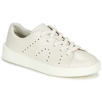 鞋子 男士 球鞋基本款 Camper 看步 COURB 米色