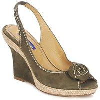 鞋子 女士 凉鞋 Atelier Voisin ALIX 卡其色