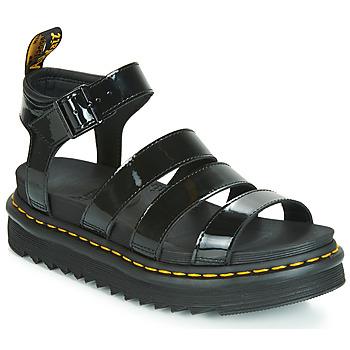 鞋子 女士 涼鞋 Dr Martens Blaire 黑色