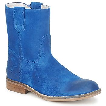 鞋子 女孩 短筒靴 Hip DIRAN 蓝色