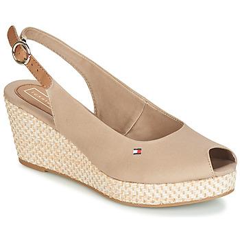 鞋子 女士 凉鞋 Tommy Hilfiger ELBA 39D2 米色
